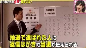 NHK紅白 観覧