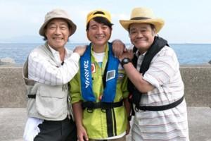 濱田岳 釣りバカ日誌