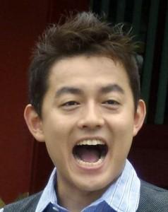 井戸田潤 父親